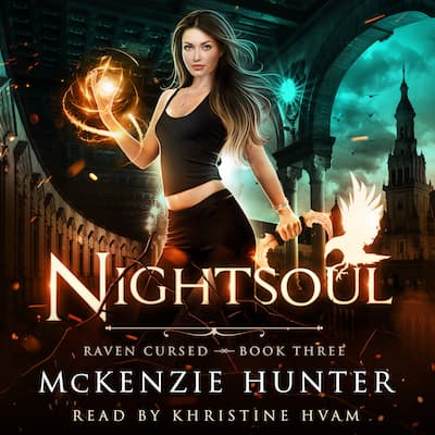 Audiobook cover for