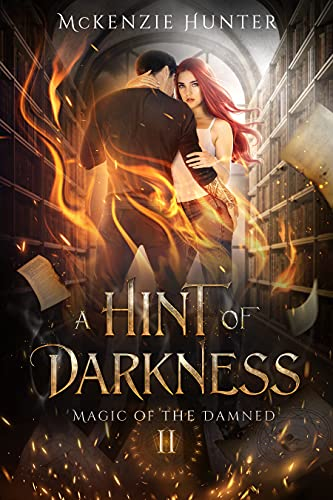 Book cover for A Hint of Darkness