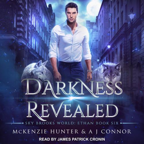 darkness revealed, urban fantasy book, Ethan, sky brooks world
